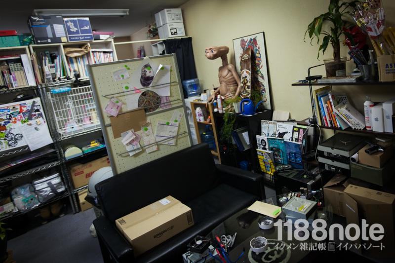 昔の事務所