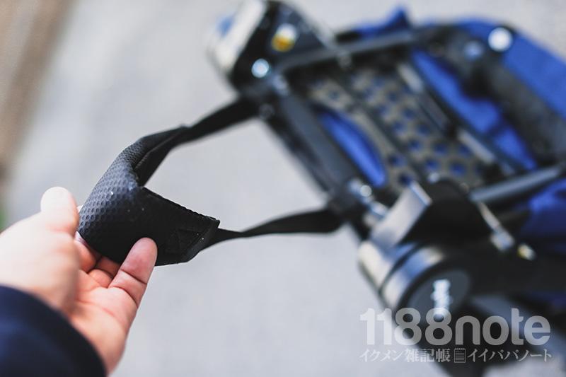 Aprica nano smart アップリカ ナノ スマート のストラップ