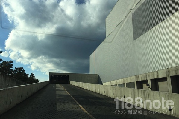 広島市中区吉島中工場ごみ処理施設4