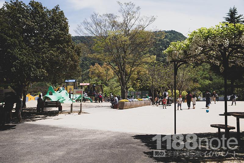 安佐動物公園展望広場