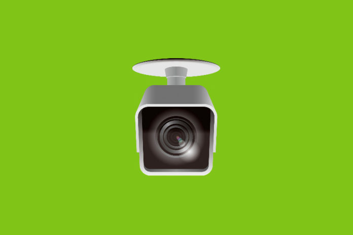 あんしん監視カメラ