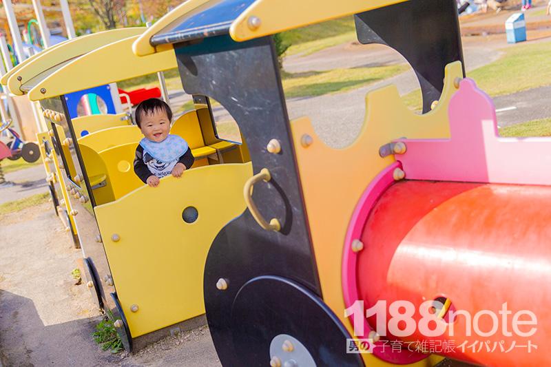 世羅夢公園の遊具
