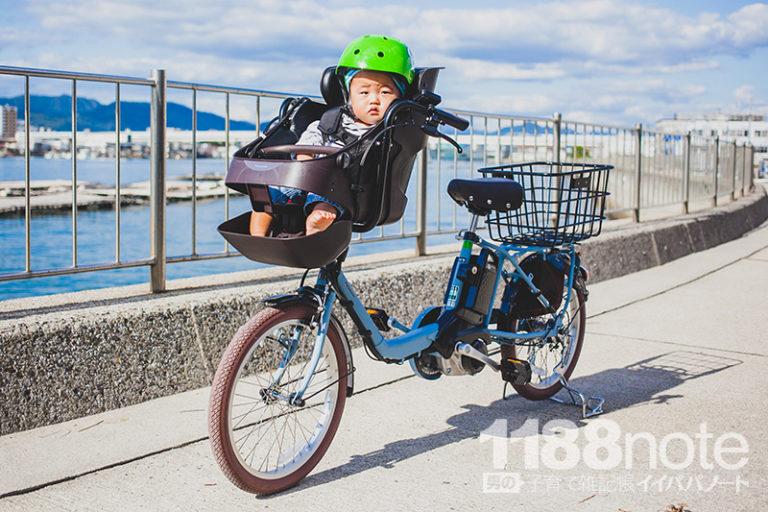 赤ちゃんを乗せられる電動アシスト自転車パナソニック ギュットミニ DXを購入しました