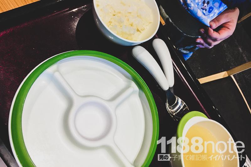 広島駅やまやの赤ちゃん用食事セット