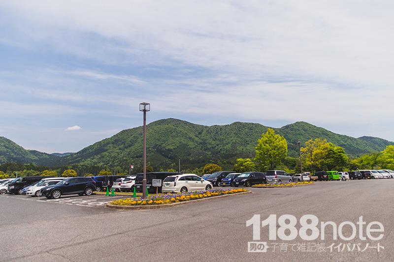 豊平総合運動公園駐車場